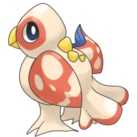 <b>1st April 2016 - Fungust</b><br>Another long-time fakemon of mine, Fungust turned out wonderful in Sugimori's style if I do say so myself. Again, a very rewarding experience.